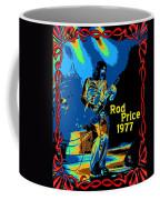 Foghat In Spokane 1977 Coffee Mug