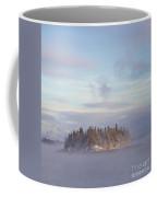 Fogscape Coffee Mug by Evelina Kremsdorf
