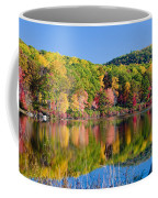 Foilage In The Fall Coffee Mug