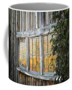 Foliage Reflections Coffee Mug