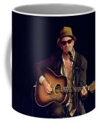 Folk Singer Greg Brown Coffee Mug