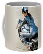 Follow Me If You Can Coffee Mug