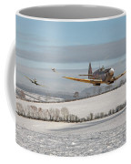 Follow My Leader Coffee Mug by Pat Speirs