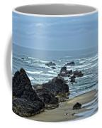 Follow The Ocean Waves Coffee Mug