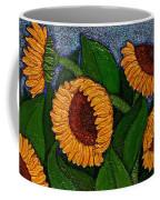 Followers Of The Sun Coffee Mug