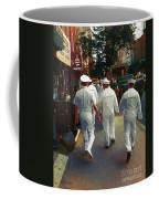 Following The Fleet Coffee Mug
