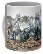Font Girondins Coffee Mug