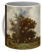 Fontainebleau Oak Coffee Mug