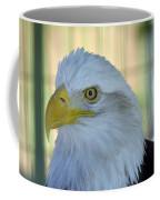 Fontana Eagle Portrait 4 Coffee Mug
