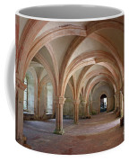 Fontenay Abbey Cross Vault Coffee Mug
