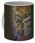 Fonthill Castle Library Room Coffee Mug