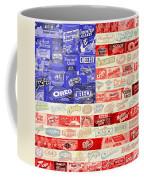 Food Advertising Flag Coffee Mug