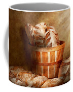 Food - Bread - Your Daily Bread Coffee Mug by Mike Savad