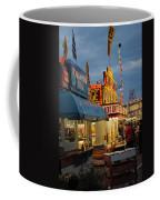 Food Court Coffee Mug by Skip Willits