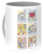 'food Fight' Coffee Mug