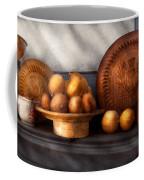 Food - Lemons - Winter Spice  Coffee Mug by Mike Savad