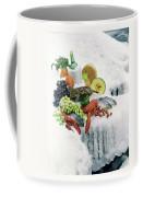 Food On Ice Coffee Mug