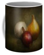 Food - Onions - Onions  Coffee Mug by Mike Savad