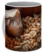 Food - Peanuts  Coffee Mug by Mike Savad