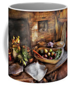 Food - The Start Of A Healthy Meal  Coffee Mug by Mike Savad
