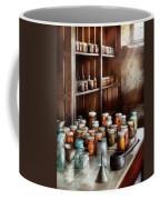 Food - The Winter Pantry  Coffee Mug by Mike Savad
