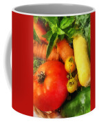 Food - Vegetable Medley Coffee Mug