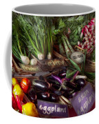 Food - Vegetables - Very Fresh Produce  Coffee Mug
