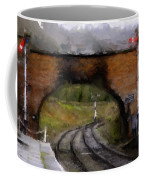 Foot Bridge. Coffee Mug