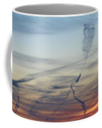 Foot In The Sky Coffee Mug