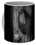 Football And Baseball Coffee Mug