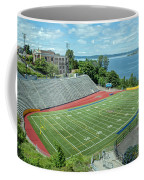Football Field By The Bay Coffee Mug