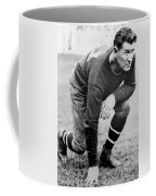 Football Player Jim Thorpe Coffee Mug