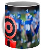 Football Sideline Marker Coffee Mug