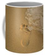 Footprint Coffee Mug