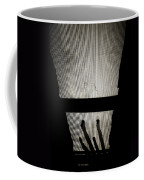 Footsteps And Faces Coffee Mug