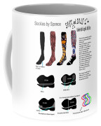 Footwear Coffee Mug