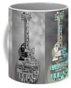 For American Guitars  Coffee Mug