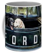 For Our Retriever Dogs Coffee Mug