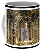 For Our Sins Coffee Mug