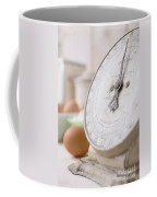 For The Baker Vintage Kitchen Scale  Coffee Mug