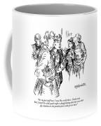 For The First Half Hour Coffee Mug