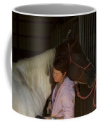 For The Love Of A Horse Coffee Mug