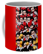 For The Mickey Mouse Lovers Coffee Mug