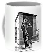 Forced Entry Derry Mural Coffee Mug