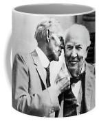 Ford And Edison, C1930 Coffee Mug