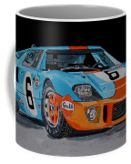 Ford Gt40 Coffee Mug