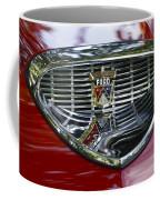 Ford Hood Emblem Coffee Mug