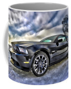 Ford Mustang - Featured In Vehicle Eenthusiast Group Coffee Mug