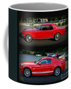 Ford Mustang Old Or New Coffee Mug