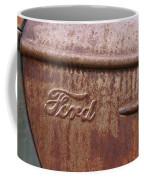 Ford Name Plate Coffee Mug